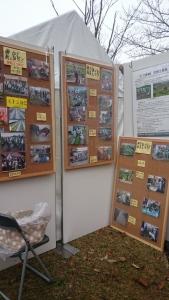 農業塾ブースお野菜大人気でした。