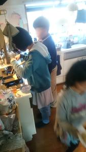 kitchen is food stadium